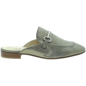 Schuhe Damen Pantoletten / Clogs Mally 6103 Braun
