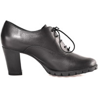 Schuhe Damen Derby-Schuhe The Flexx A701_67 Schwarz