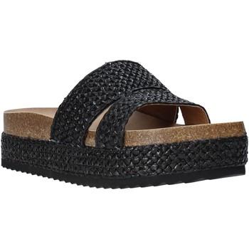 Schuhe Damen Pantoffel Gold&gold A20 GJ302 Schwarz