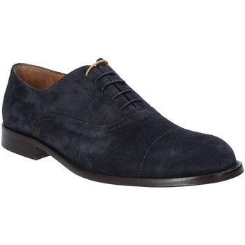 Schuhe Herren Derby-Schuhe Marco Ferretti 140953MF Blau