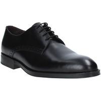 Schuhe Herren Derby-Schuhe Marco Ferretti 112508MF Schwarz