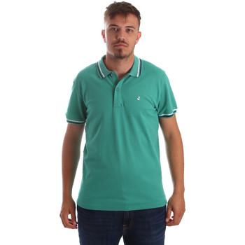 Kleidung Herren Polohemden Navigare NV82077 Grün
