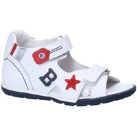 Schuhe Kinder Sandalen / Sandaletten Balducci CITA1084 Weiß