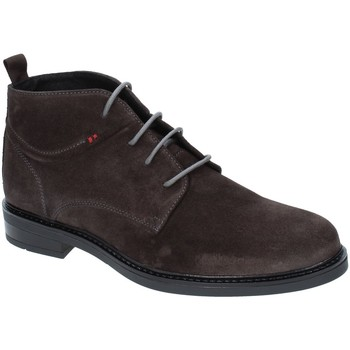 Schuhe Herren Boots Rogers 2020 Grau