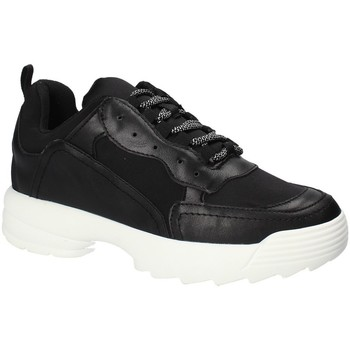 Schuhe Damen Sneaker Low Gold&gold B18 GT531 Schwarz