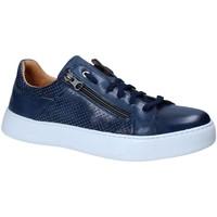Schuhe Herren Sneaker Low Exton 512 Blau