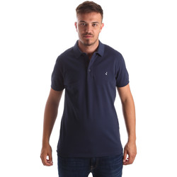 Kleidung Herren Polohemden Navigare NV82097 Blau