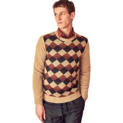 Kleidung Herren Pullover Antony Morato MMSW00855 YA400113 Beige