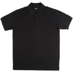 Kleidung Herren Polohemden Key Up 2800Q 0001 Schwarz