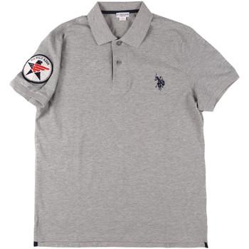 Kleidung Herren Polohemden U.S Polo Assn. 43767 41029 Grau