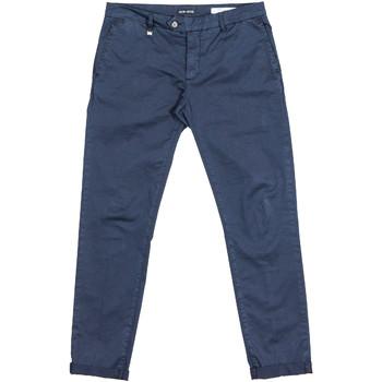 Kleidung Herren Chinohosen Antony Morato MMTR00387 FA800060 Blau