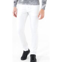 Kleidung Herren 5-Pocket-Hosen Antony Morato MMTR00372 FA800060 Weiß