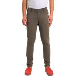 Kleidung Herren 5-Pocket-Hosen Antony Morato MMTR00372 FA800060 Grün
