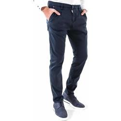 Kleidung Herren Chinohosen Antony Morato MMTR00378 FA800077 Blau