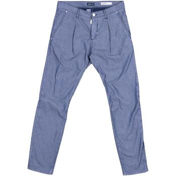 Kleidung Herren Chinohosen Antony Morato MMTR00378 FA850155 Blau