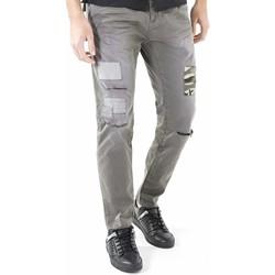 Kleidung Herren Hosen Antony Morato MMTR00378 FA760024 Grau