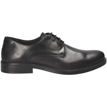 Schuhe Herren Derby-Schuhe Enval 1200000 Schwarz