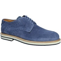 Schuhe Herren Derby-Schuhe Exton 671 Blau