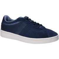 Schuhe Herren Sneaker Low Wrangler WM181040 Blau