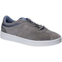 Schuhe Herren Sneaker Low Wrangler WM181040 Grau