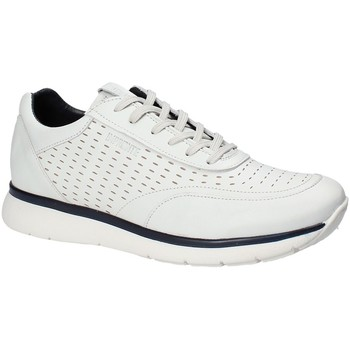 Schuhe Herren Sneaker Low Impronte IM181025 Weiß