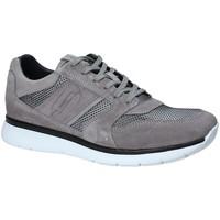 Schuhe Herren Sneaker Low Impronte IM181020 Grau