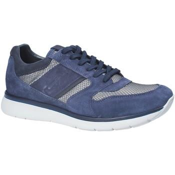 Schuhe Herren Sneaker Low Impronte IM181020 Blau
