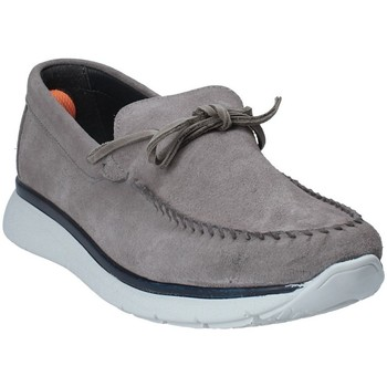 Schuhe Herren Slipper Impronte IM181024 Grau