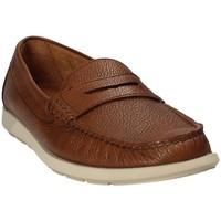 Schuhe Herren Slipper Maritan G 460390 Braun