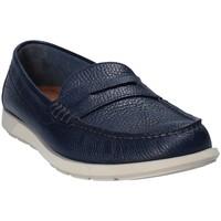 Schuhe Herren Slipper Maritan G 460390 Blau