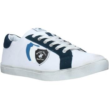 Schuhe Herren Sneaker Low Beverly Hills Polo Club BH-3011 Weiß