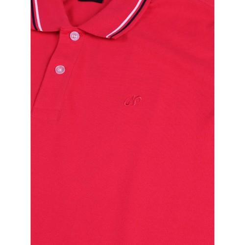 Key Up 2Q70G 0001 Rosa - Kleidung Polohemden Herren 1190 SKK2y