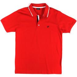 Kleidung Herren Polohemden Key Up 2Q711 0001 Rot
