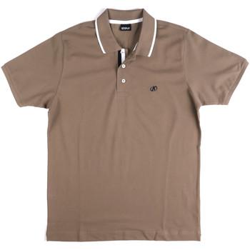 Kleidung Herren Polohemden Key Up 2Q711 0001 Grau