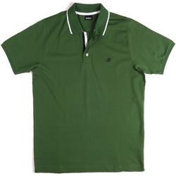 Kleidung Herren Polohemden Key Up 2Q711 0001 Grün