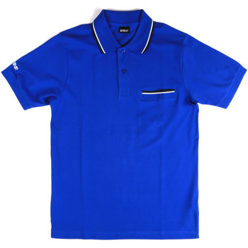 Kleidung Herren Polohemden Key Up 2Q827 0001 Blau