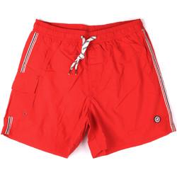 Kleidung Herren Badeanzug /Badeshorts Key Up 2H16X 0001 Rot