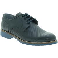 Schuhe Herren Derby-Schuhe Keys 3225 Blau