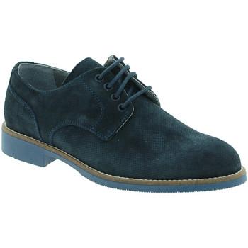 Schuhe Herren Derby-Schuhe Keys 3227 Blau