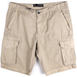 Kleidung Herren Shorts / Bermudas Key Up 2P16A 0001 Grau
