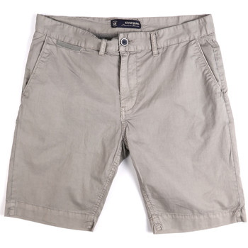 Kleidung Herren Shorts / Bermudas Key Up 265PA 0001 Grau