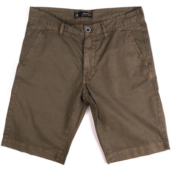 Kleidung Herren Shorts / Bermudas Key Up 2A01P 0001 Braun