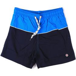 Kleidung Herren Badeanzug /Badeshorts Key Up 2H19X 0001 Blau