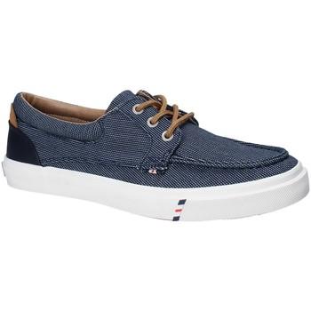 Schuhe Herren Sneaker Low Wrangler WM181024 Blau