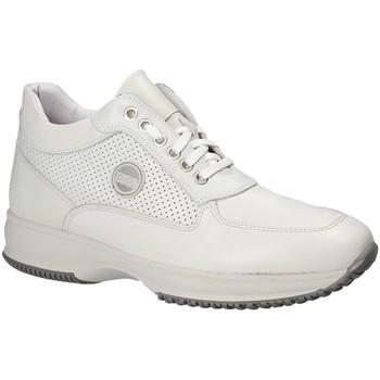 Schuhe Herren Sneaker Low Exton 2027 Weiß