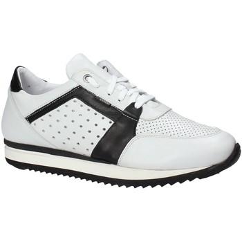 Schuhe Herren Sneaker Low Exton 558 Weiß
