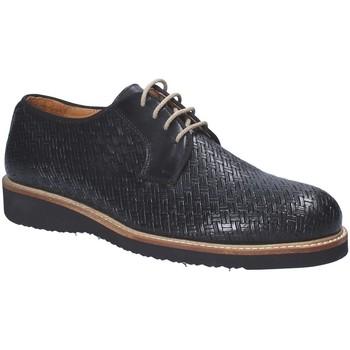 Schuhe Herren Derby-Schuhe Exton 886 Schwarz