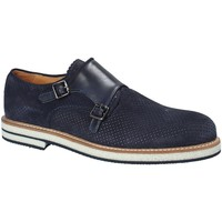 Schuhe Herren Derby-Schuhe Exton 673 Blau