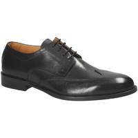 Schuhe Herren Derby-Schuhe Exton 1372 Schwarz