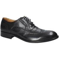 Schuhe Herren Derby-Schuhe Exton 5352 Schwarz